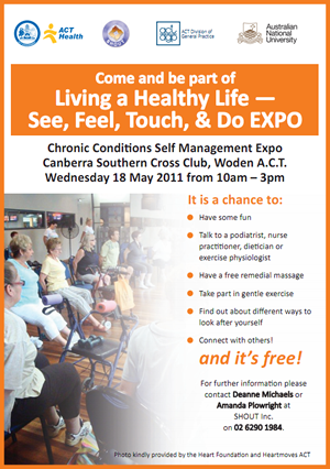 Chronic Conditions Self-Management Expo