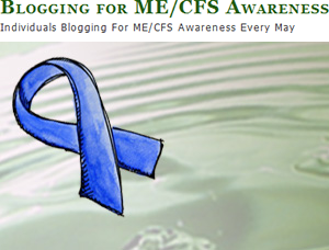 Blogging for ME/CFS Awareness