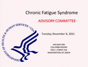 Chronic Fatigue Syndrome Advisory Committee