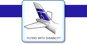 Flying With Disability