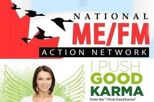 National ME/CFS Action Network / I Push Good Karma