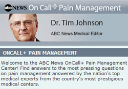 OnCall+ Pain Management
