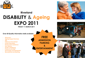 Riverland Disability & Ageing Expo 2011