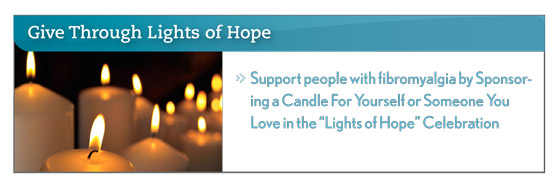 Give Through Lights of Hope