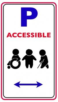 P Accessible