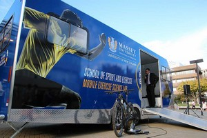 Mobile Sport and Exercise Lab